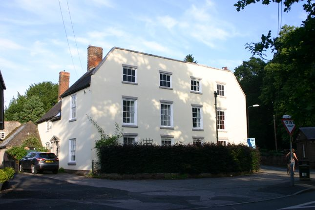 Thumbnail Detached house for sale in High Street, Albrighton, Wolverhampton