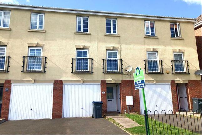 Thumbnail Property to rent in York Crescent, Birmingham