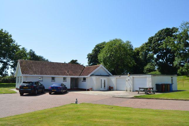 Thumbnail Detached bungalow for sale in Kincardine Road, Carronshore, Falkirk, Stirlingshire