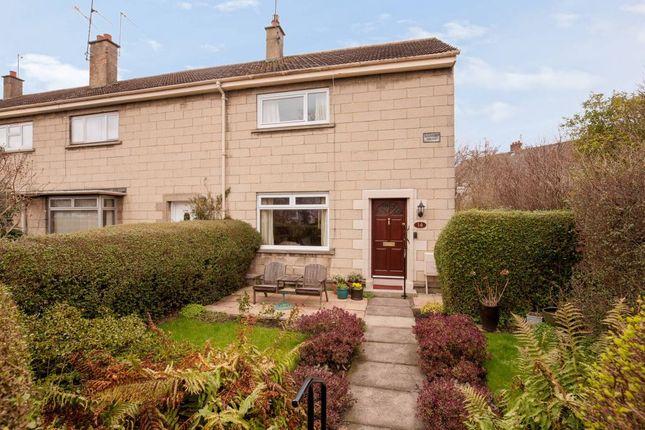 Thumbnail End terrace house for sale in 14 Rankin Drive, Edinburgh