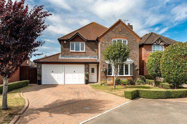 Thumbnail Detached house for sale in Buckingham Place, Rustington, Littlehampton