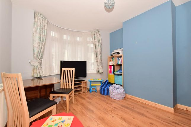 Thumbnail End terrace house for sale in Lewis Avenue, Twydall, Gillingham, Kent