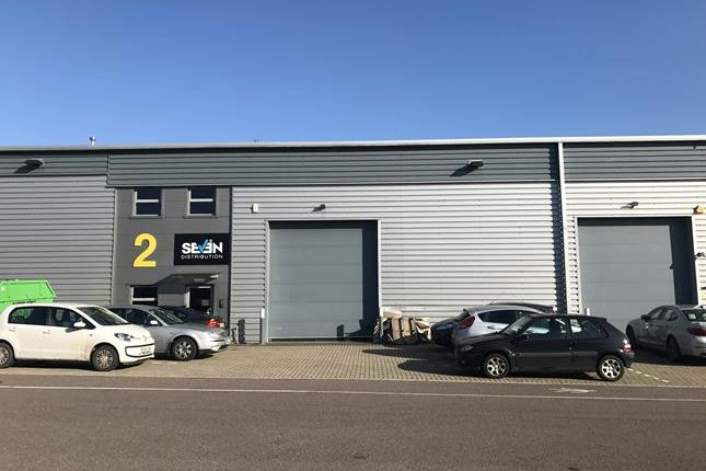 Thumbnail Light industrial to let in Unit 2 Rosewood Business Park, Eastways, Witham