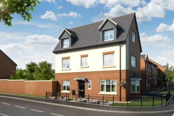 "Thumbnail Property for sale in ""The Overton At Cottonfields"" at Gibfield Park Avenue, Atherton, Manchester"