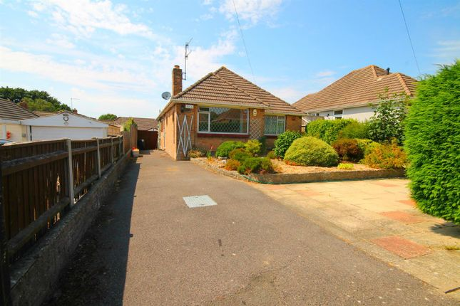 Thumbnail Bungalow for sale in Enfield Avenue, Oakdale, Poole