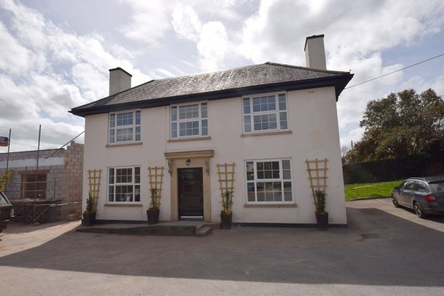 Thumbnail Detached house for sale in Chudleigh, Newton Abbot, Devon