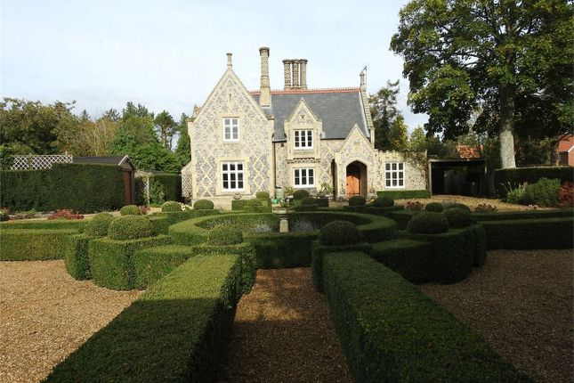 Thumbnail Detached house for sale in Oxborough, King's Lynn