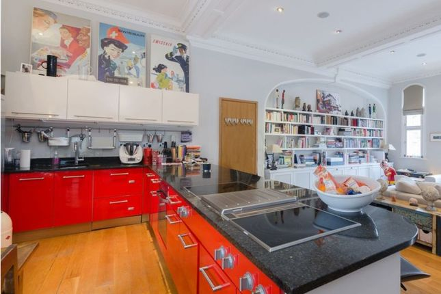Thumbnail Flat for sale in St. John Street, London
