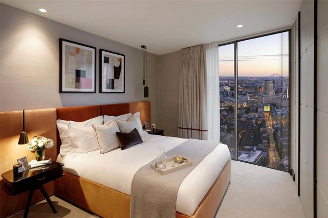 Thumbnail Flat for sale in 1-16 Blackfriars Rd, South Bank, London, London