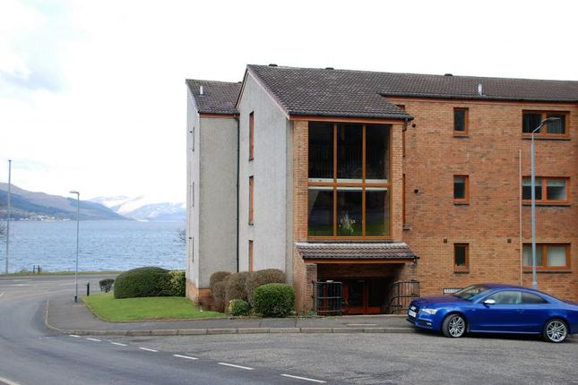 Thumbnail Flat to rent in Balmoral Place, Cloch Road, Gourock