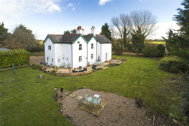 Thumbnail Detached house for sale in Mill Lane, Dover Road, Barham, Canterbury