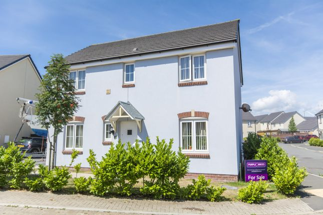 Thumbnail Detached house for sale in Wentworth Close, Milford Haven