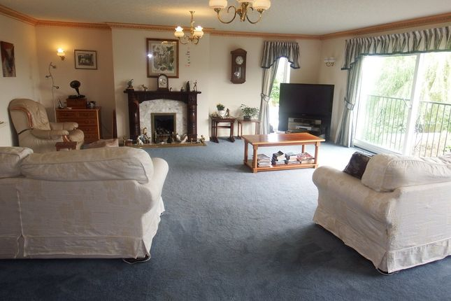 Thumbnail Detached house for sale in Leicester Road, Thurcaston, Leicester