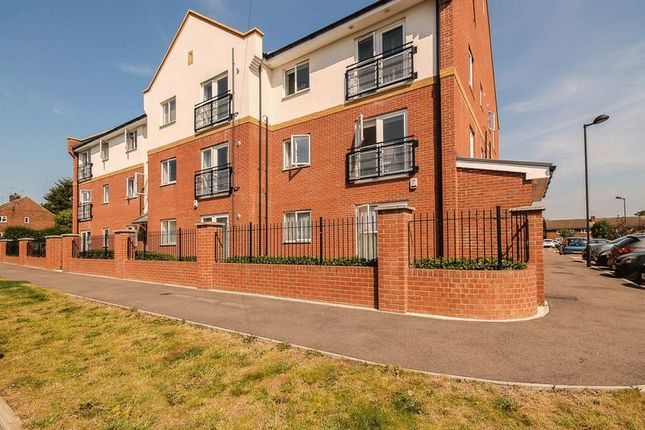 Thumbnail Flat for sale in Hamilton Court, Powell Road, Laindon