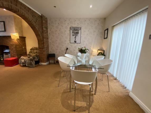 Dining Room of Wellington Street, Chorley, Lancashire PR7
