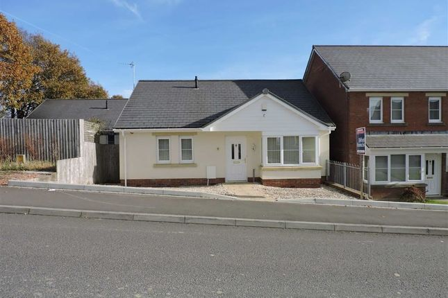 Thumbnail Detached bungalow for sale in Clos Ael-Y-Bryn, Penygroes, Llanelli