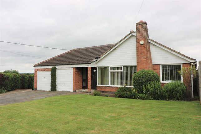 Thumbnail Detached bungalow to rent in Hunters Rise, Kirby Bellars, Melton Mowbray