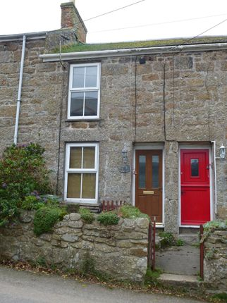 Thumbnail Terraced house for sale in Paul, Penzance