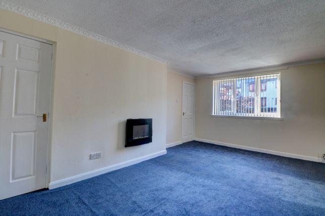 Living Room of Denmilne Street, Easterhouse, Glasgow G34