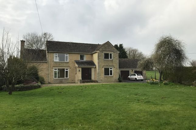 Thumbnail Detached house to rent in Silver Street, South Cerney, Cirencester