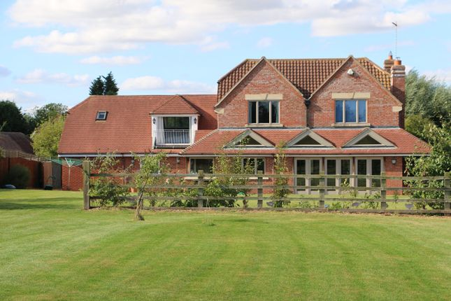 Thumbnail Detached house to rent in Roundhills View, Glatton, Huntingdon