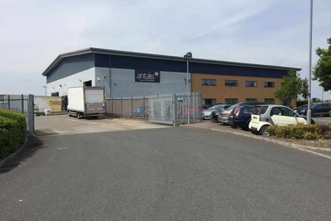 Thumbnail Industrial to let in Unit, Unit 1 Access 18, Kings Weston Lane, Avonmouth