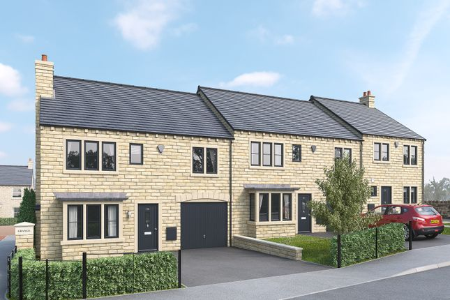 Thumbnail Terraced house for sale in Colders Lane, Meltham, Holmfirth