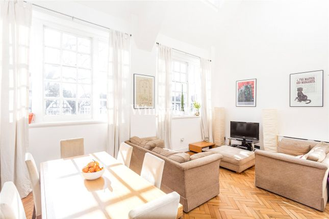 Thumbnail Flat for sale in Corrib Court, 49 Crothall Close, London