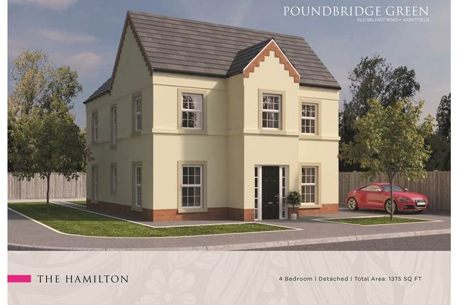 Thumbnail Detached house for sale in 2, Poundbridge Green, Saintfield