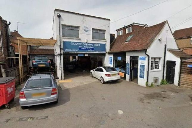 Thumbnail Light industrial for sale in Recreation Road, Guildford