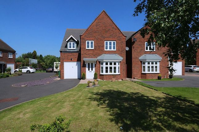 Thumbnail Detached house for sale in Westminster Road, Walsall, West Midlands