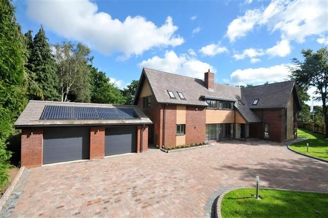 Thumbnail Detached house for sale in Mulberry Grove, Mill Lane, Little Aston