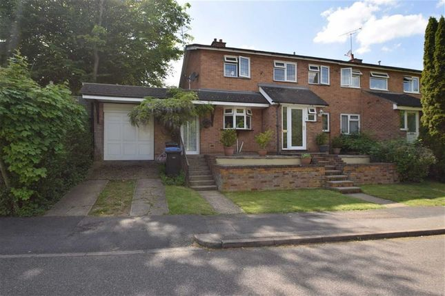 Thumbnail Semi-detached house for sale in Finchmoor, Harlow, Essex