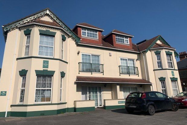 Thumbnail Flat to rent in 191-193 Holdenhurst Road, Bournemouth