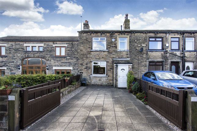 Thumbnail Terraced house for sale in Kitson Hill Road, Mirfield, West Yorkshire