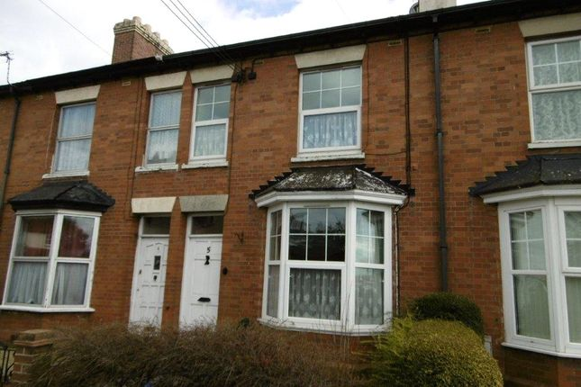 Thumbnail Terraced house to rent in Rougemont Terrace, Musbury Road, Axminster, Devon