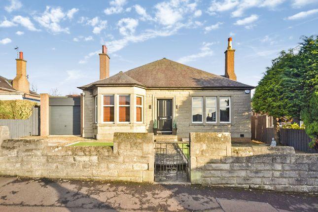 Thumbnail Detached bungalow for sale in North Gyle Road, Edinburgh
