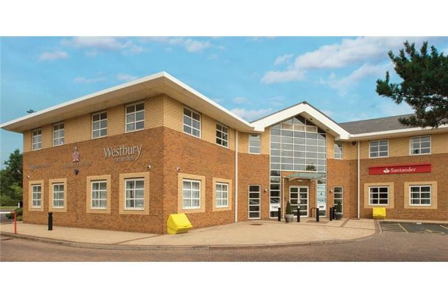 Thumbnail Office to let in Venture Court - Part 1st Floor, Wolverhampton Business Park, Wolverhampton, West Midlands, UK