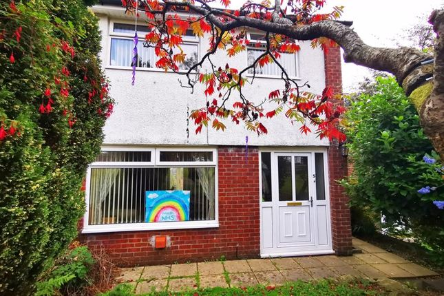Thumbnail Semi-detached house for sale in Conway Court, Caerphilly