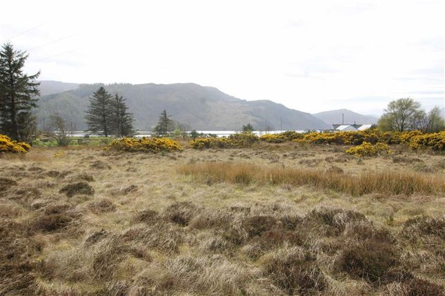 Thumbnail Land for sale in Building Plot And Croft, 16, Cambuslongart, Dornie, Kyle Of Lochalsh