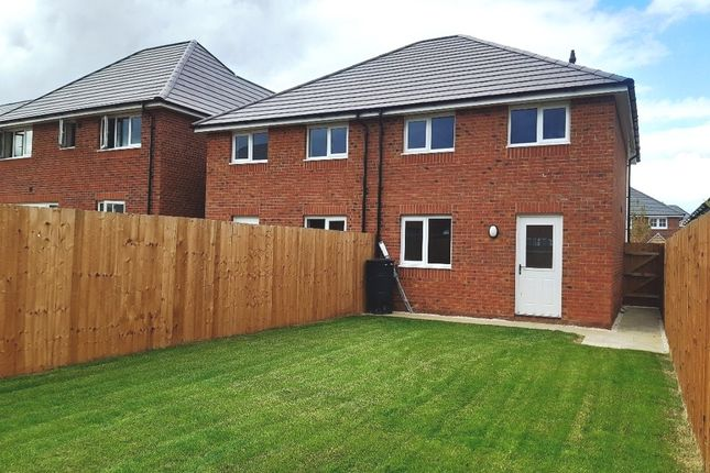 2 bedroom semi-detached house for sale in Bowden Chase, Berry Close, Great Bowden, Market Harborough