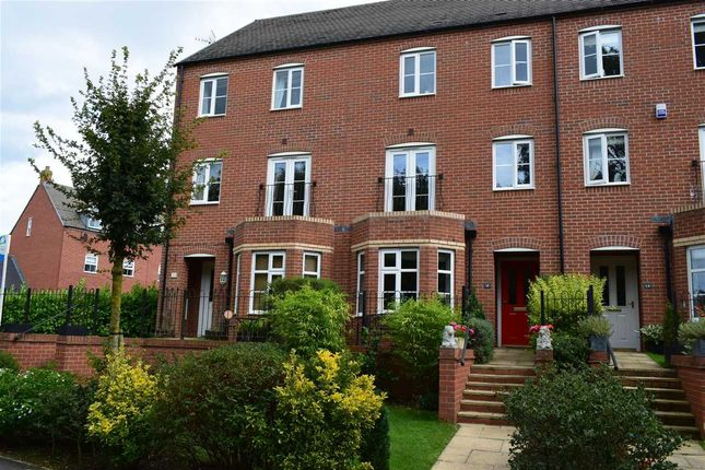 Thumbnail Terraced house for sale in Melrose Walk, Tewkesbury