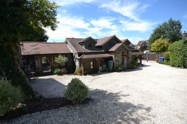 Thumbnail Detached house for sale in Karen Close, Stanford-Le-Hope