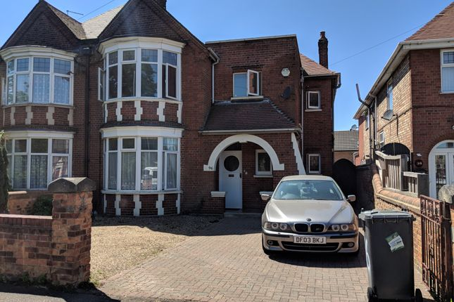 Thumbnail Semi-detached house to rent in Lincoln Road, Peterborough