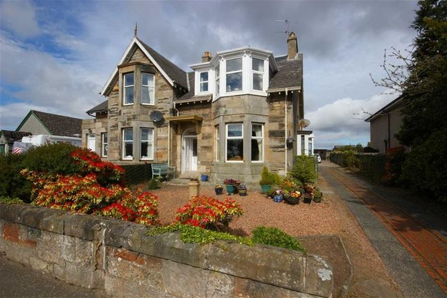 Thumbnail Flat for sale in 52, Leven Road, Lundin Links, Fife