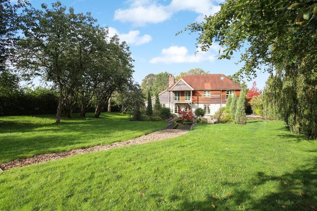Thumbnail Detached house for sale in Harris Lane, Abbots Leigh, Bristol