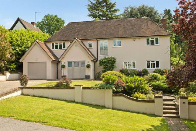 Thumbnail Detached house for sale in Park Close, Esher, Surrey