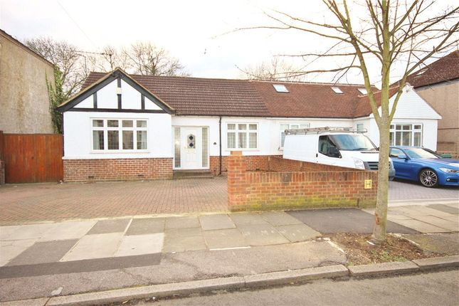 Thumbnail Semi-detached bungalow for sale in Lyndhurst Avenue, Twickenham