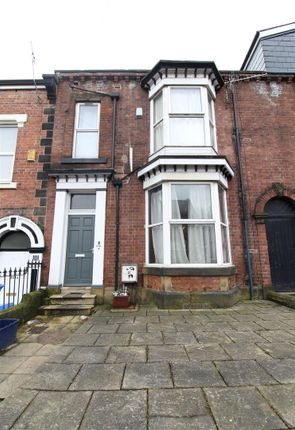 Thumbnail Flat to rent in Crookesmoor Road, Sheffield