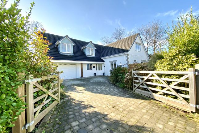 Thumbnail Detached house for sale in Grove Lane, Perran Downs, Goldsithney, Penzance